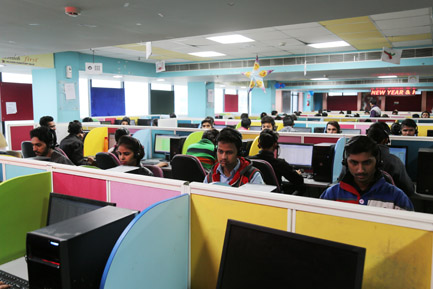 Call center services in Jaipur